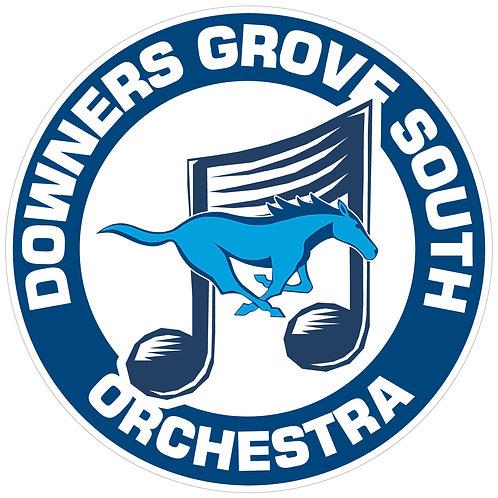 DGS Orchestra Sticker - Nameless