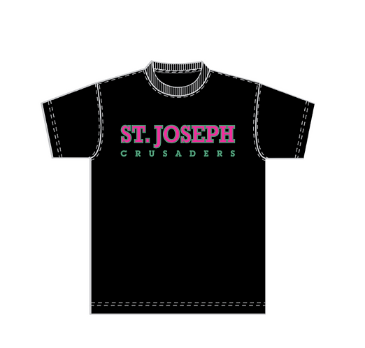 SJS Full Logo T-Shirt