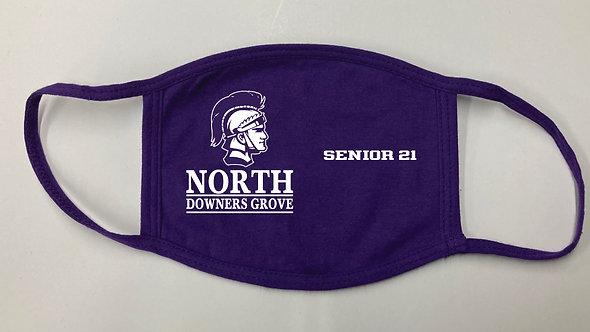 DGN Bay Senior Face Mask
