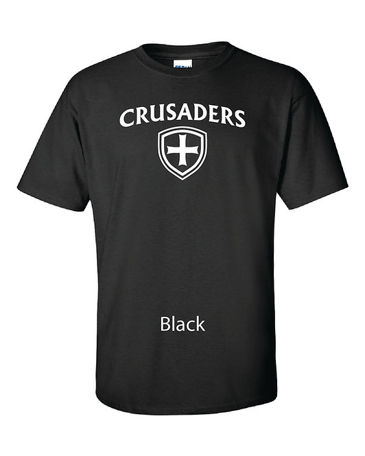 SJS Shield Shirt - Black