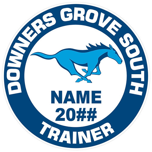 DGS Trainer Yard Sign
