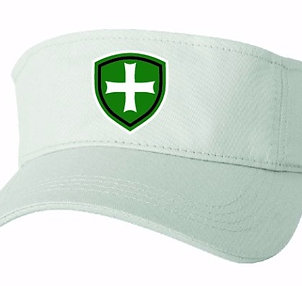 SJS Shield Visor - White