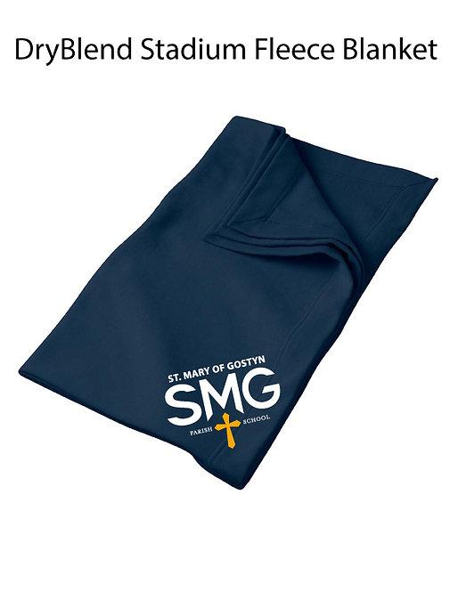SMG Stadium Blanket - Navy