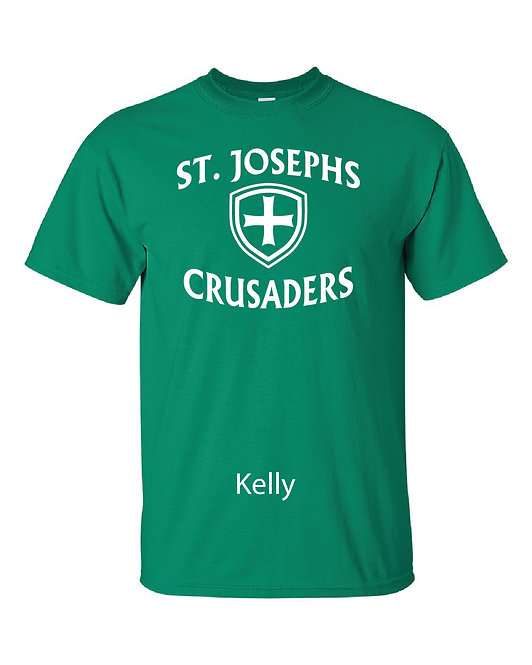 SJS Crusader Shirt - Green