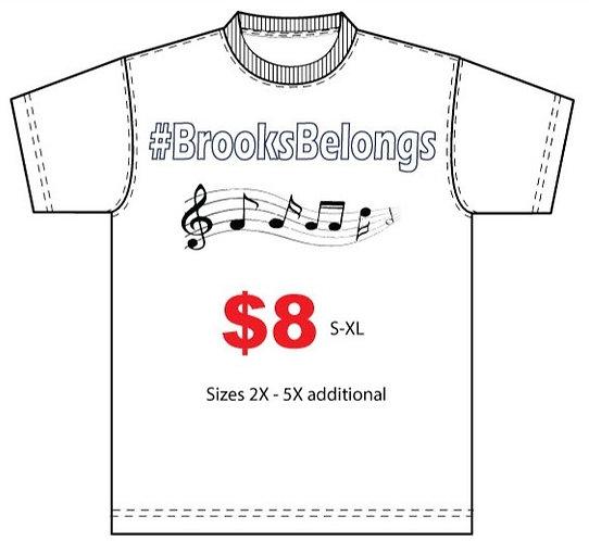 DGS #BrooksBelongs Shirt