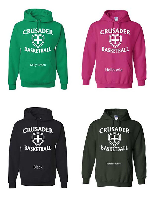 SJS Basketball Sweatshirt