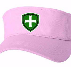 SJS Shield Visor - Pink