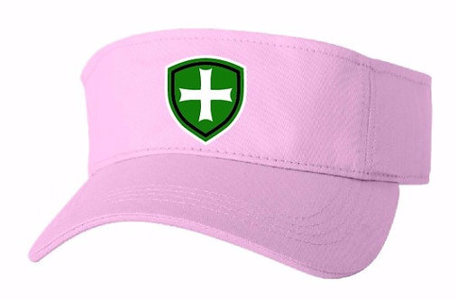 SJS Shield Visor - Pink