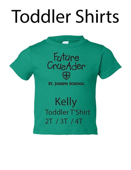 SJS Toddler Future Crusader Shirt