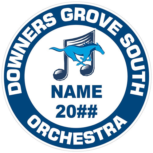 DGS Orchestra Sticker