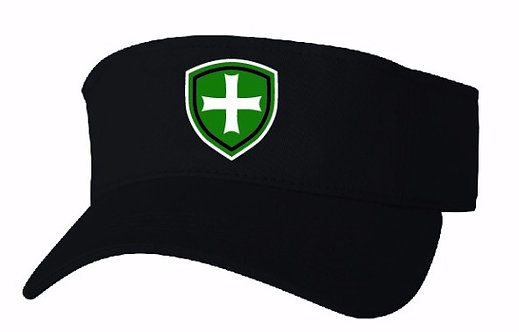 SJS Shield Visor - Black
