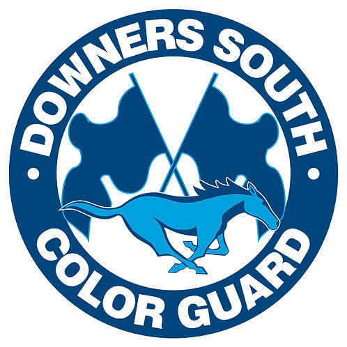 DGS Color Guard Yard Sign - Nameless