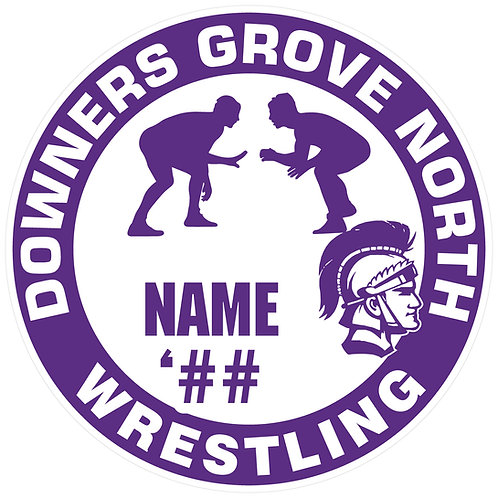 DGN Wrestling Yard Sign