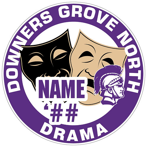 DGN Drama Sticker