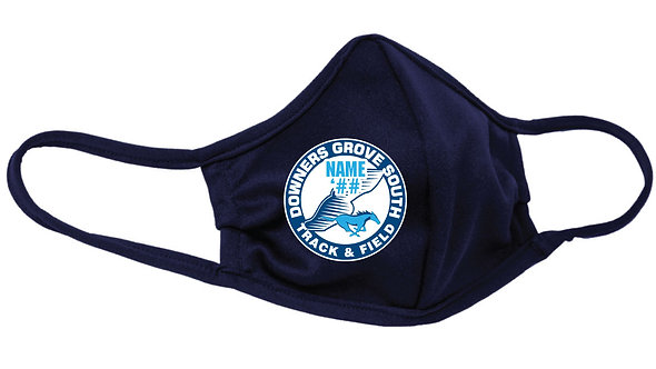 DGS Track & Field Face Mask