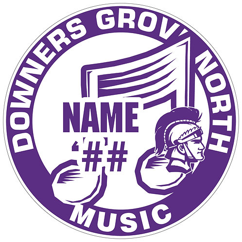 DGN Music Sticker