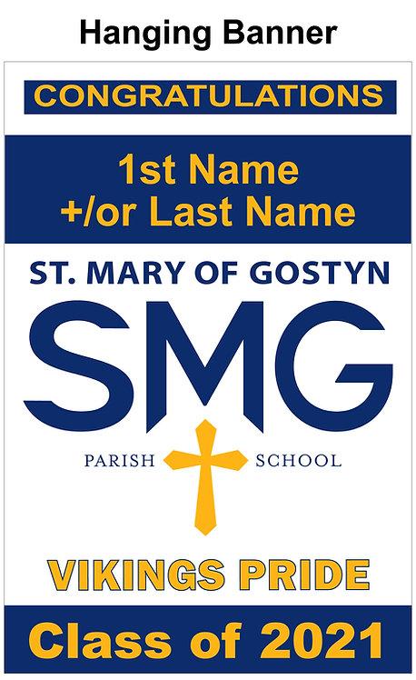 SMG Graduation Banner