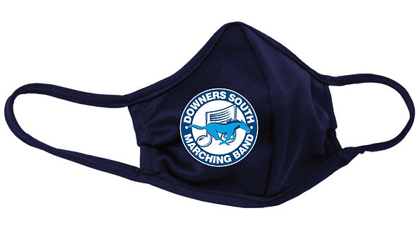 DGS Marching Band Face Mask - Nameless