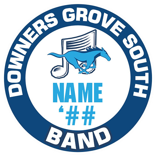 DGS Band Sticker