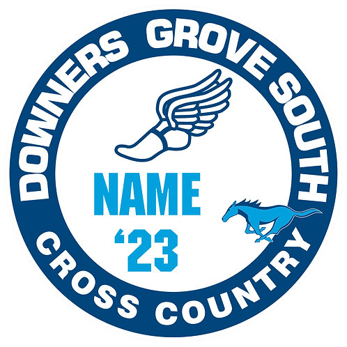 DGS Cross Country Yard Sign