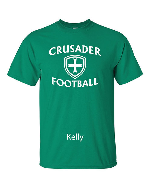 SJS Football Shirt - Green
