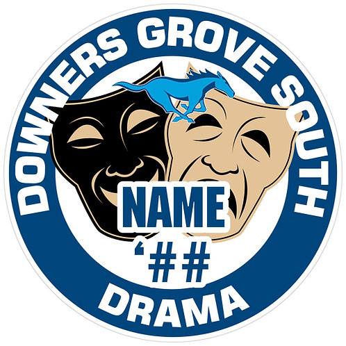 DGS Drama Yard Sign