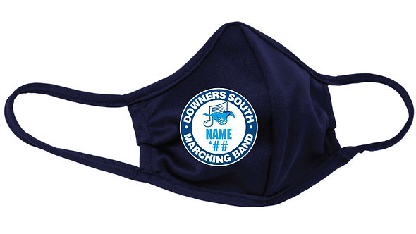 DGS Marching Band Face Mask
