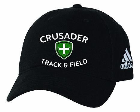 SJS Adidas Track Hat - Black