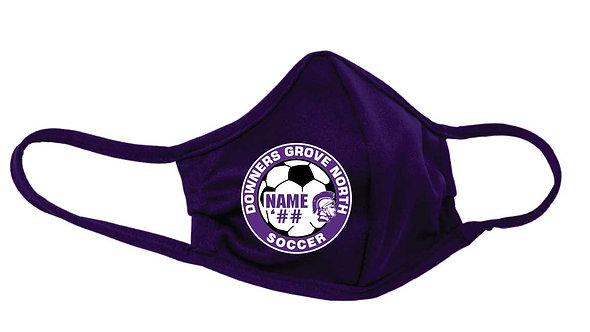 DGN Soccer Face Mask