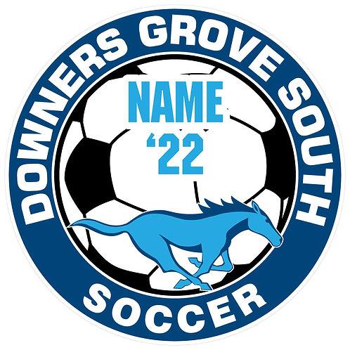 DGS Soccer Yard Sign