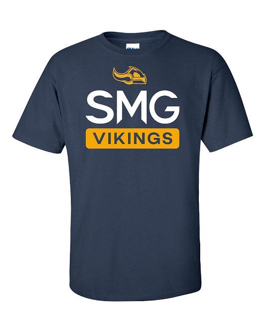"""SMG """"SMG Vikings"""" T-Shirt"""