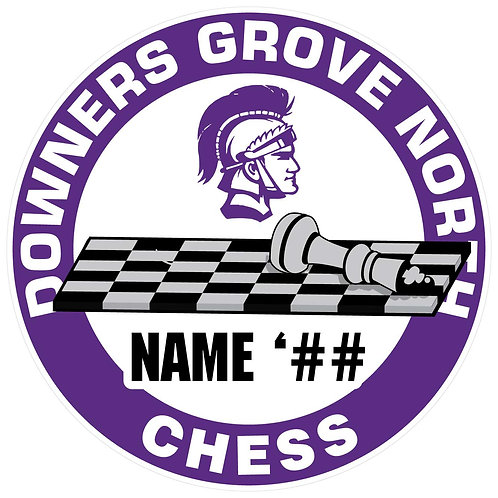 DGN Chess Sticker