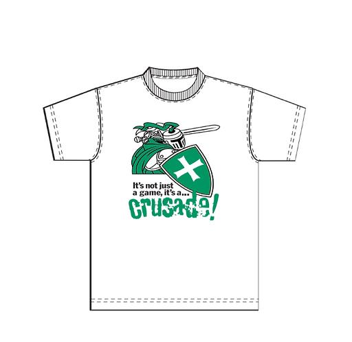 SJS Crusader T-Shirt