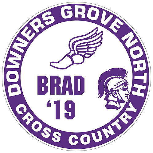 DGN Cross Country Yard Sign