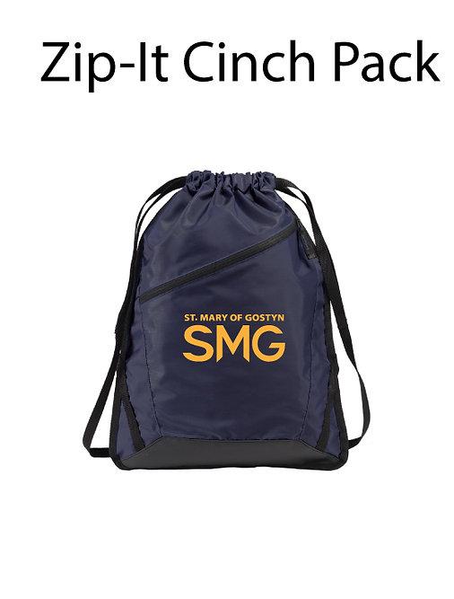 SMG Zip-It Cinch Pack
