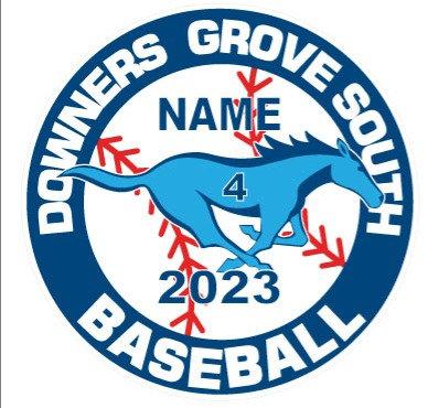 DGS Baseball Yard Sign