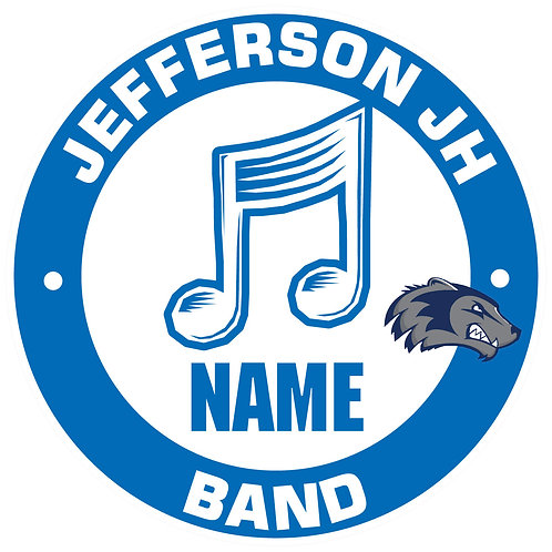 Jefferson Band Yard Sign