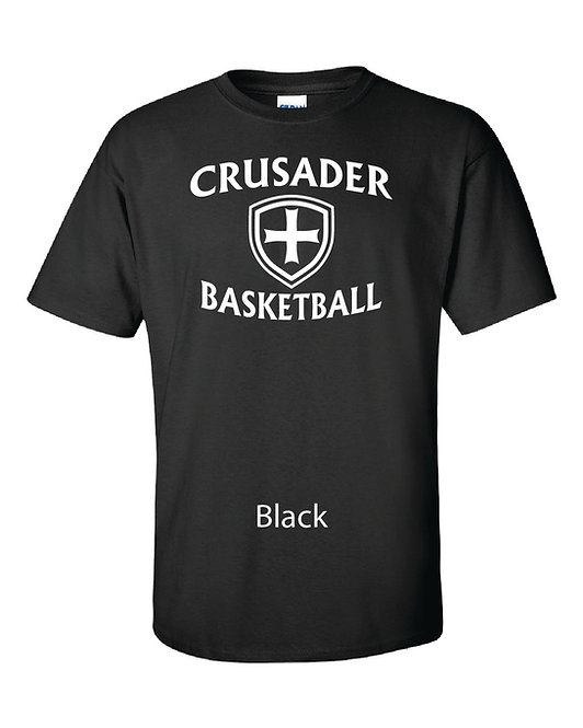 SJS Basketball Shirt - Black