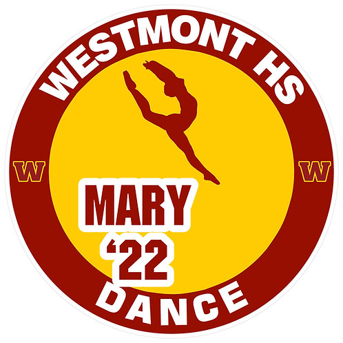 WHS Dance Yard Sign