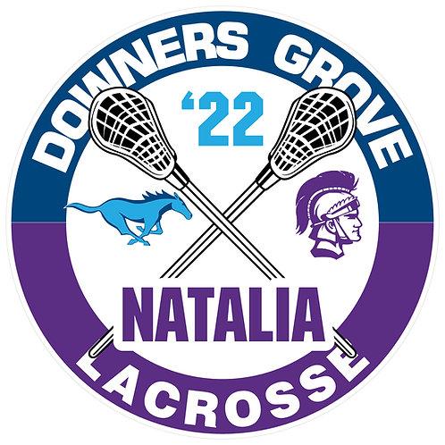 DGN/DGS Lacrosse Yard Sign