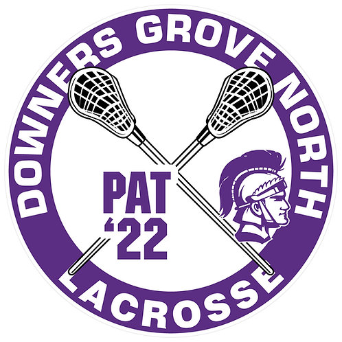 DGN Lacrosse Yard Sign
