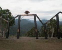 Start of the Kokoda Trail