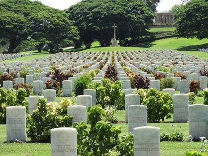Bomana War Cemetery