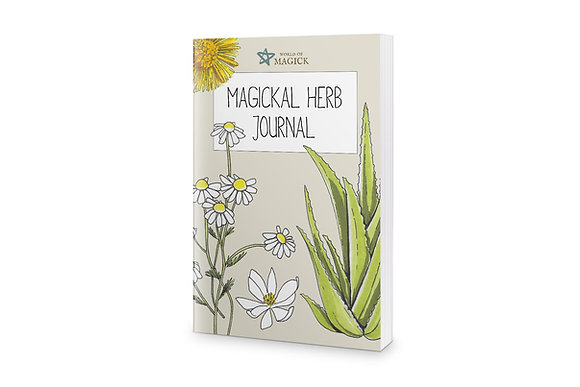 Magickal Herb Journal