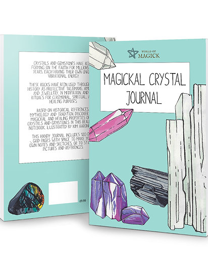 Magickal Crystal Journal