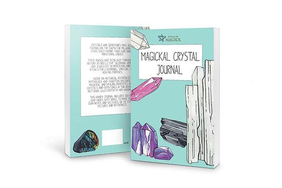 Magickal Crystal Journal