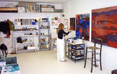 Cecilia's Studio