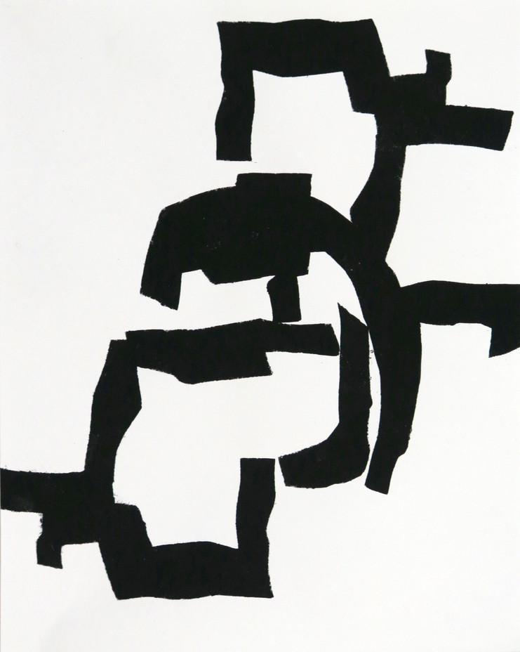 Hommage to Chillida