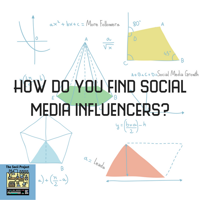 How Can You Find Social Media Influencers?