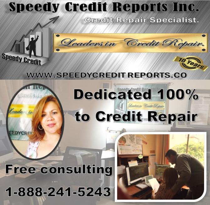 Leaders in Credit Repair
